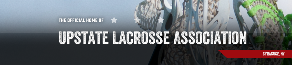 Upstate Lacrosse Association, Lacrosse, Goal, Field