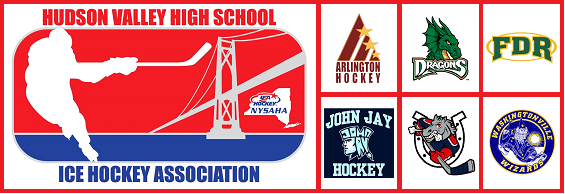 Hudson Valley HS Ice Hockey Assoc., Hockey, Goal, Rink