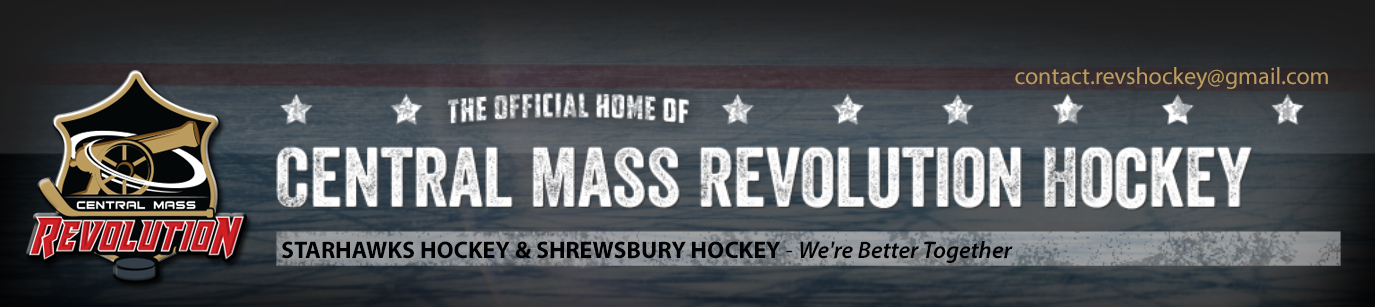 Central Mass Revolution, Hockey, Goal, Rink