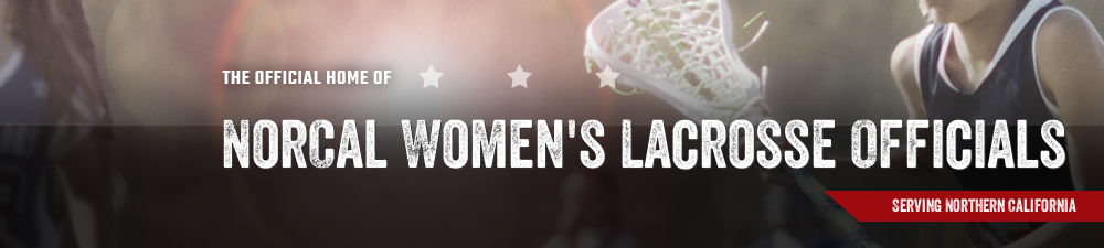 NorCal Womens Lacrosse Officials, Lacrosse, Goal, Field