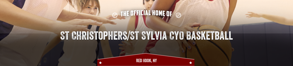 St Christophers/St Sylvia CYO Basketball Program, Basketball, Point, Court