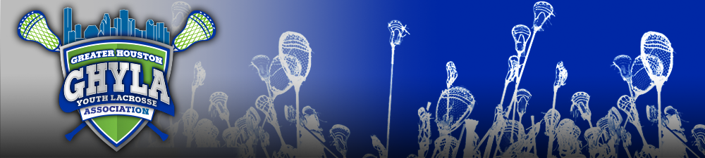 Greater Houston Youth Lacrosse Association (GHYLA), Lacrosse, Goal, Field