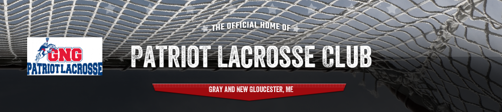 Patriot Lacrosse Club, Lacrosse, Goal, Field