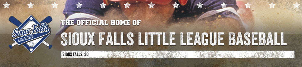 Sioux Falls Little League, Baseball, Run, Field