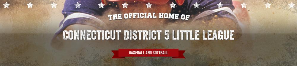 Connecticut District 5 Little League, Baseball, Run, Field