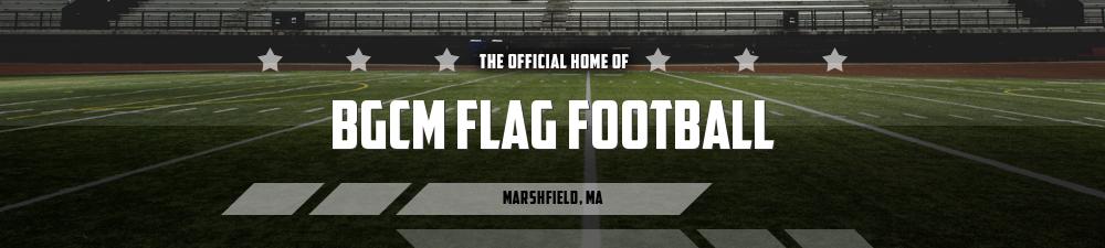 BGCM Flag Football, Football, Goal, Field