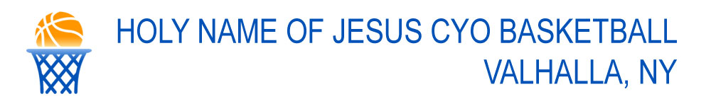 Holy Name of Jesus CYO Basketball, Basketball, Point, Court