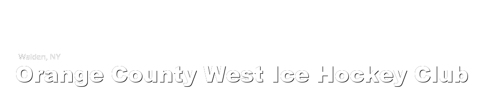 Orange County West Ice Hockey Club, Hockey, Goal, Rink