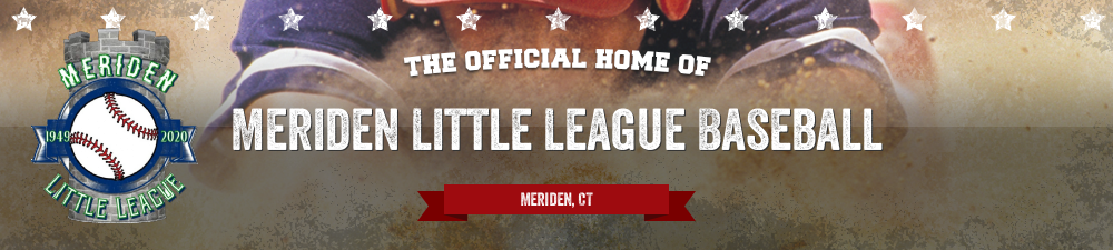 Meriden Little League, Baseball, Run, Field