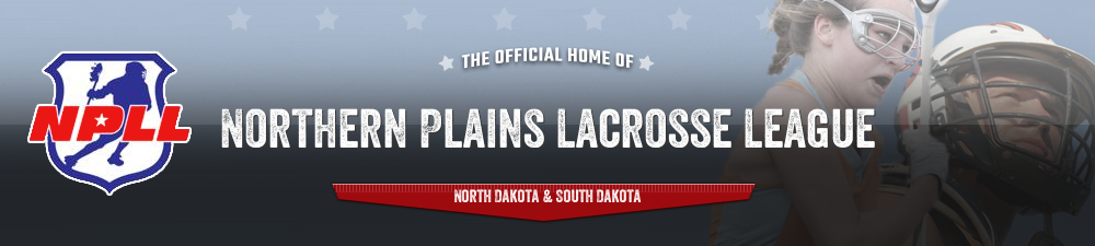 Northern Plains Lacrosse League, Lacrosse, Goal, Field