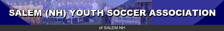 Salem (NH) Youth Soccer Association, Soccer, Goal, Field