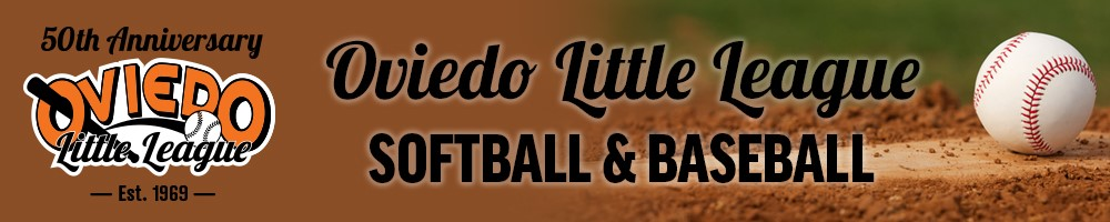 Oviedo Little League, Baseball, Run, Field
