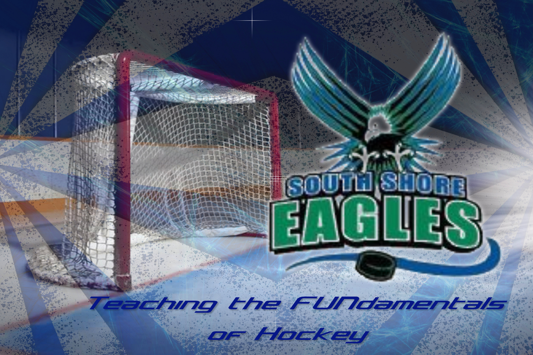 South Shore Eagles Hockey, Hockey, Goal, Rink