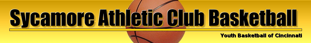 Sycamore Athletic Club Basketball, Basketball, Point, Gym