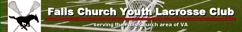 Falls Church Youth Lacrosse Club, Lacrosse, Goal, Field
