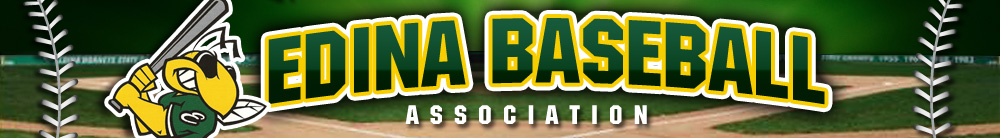 Edina Baseball Association, Baseball, Run, Field