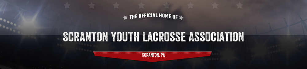 Scranton Youth Lacrosse Association, Lacrosse, Goal, Field