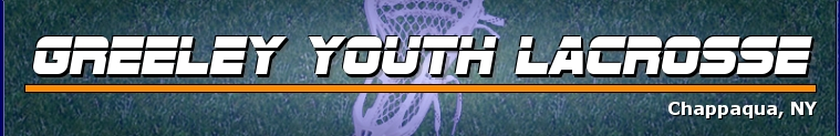 Greeley Youth Lacrosse Association, Lacrosse, Goal, Field