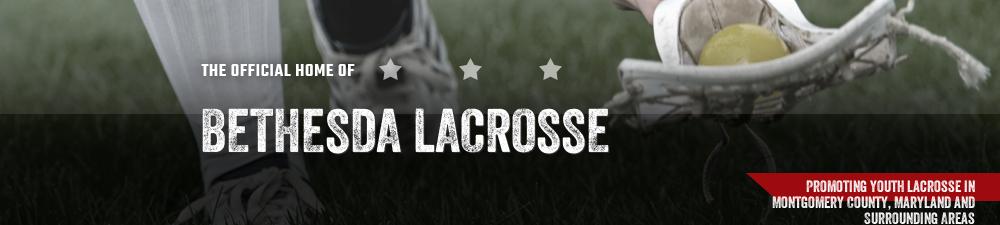 Bethesda Lacrosse, Lacrosse, Goal, Field