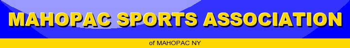 Mahopac Sports Association, , Goal, Field