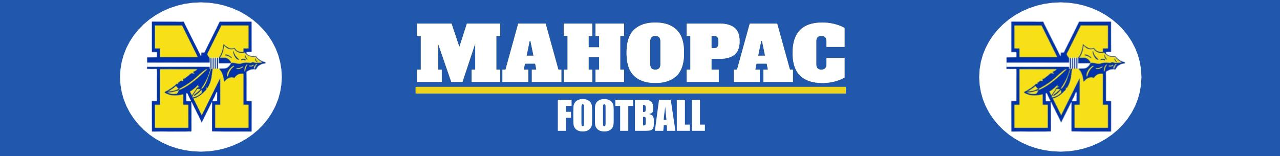 MAHOPAC FOOTBALL, Football, Goal, Field