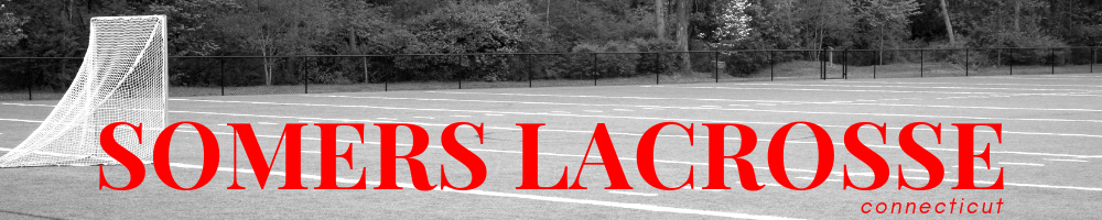 Somers Lacrosse Association, Lacrosse, Goal, Field