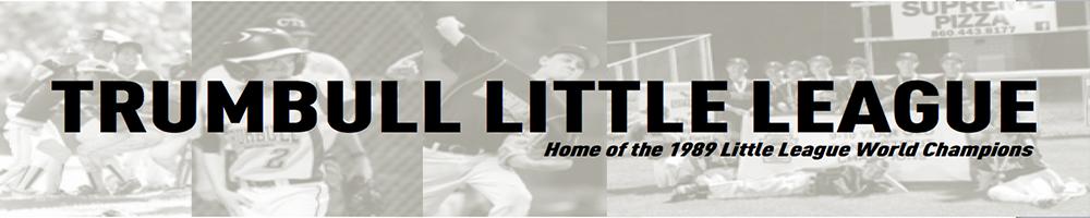 Trumbull Little League, Baseball & Softball, Goal, Field