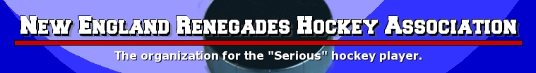 New England Renegades Hockey Association, Hockey, Goal, Rink