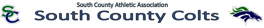 South County Athletic Association, Multi-sport Lacrosse, Goals, Field