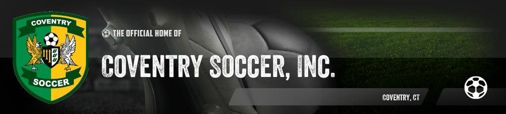 Coventry Soccer, Inc., Soccer, Goal, Field