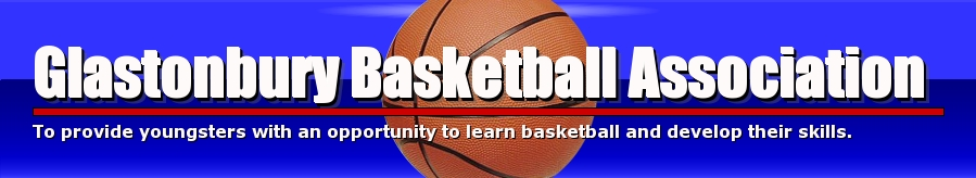 Glastonbury Basketball Association (GBA), Basketball, Point, Court