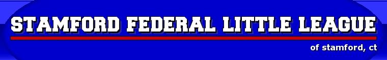 stamford federal little league, Baseball, Run, Field