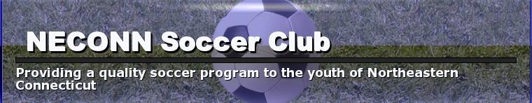 NECONN Soccer Club                     , Soccer, Goal, Field