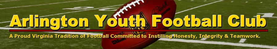 Arlington Youth Football League (AYFC), Football, Goal, Field