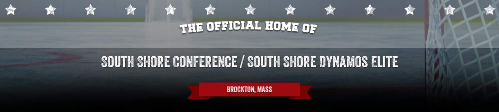 South Shore Conference    , Hockey, Goal, Rink