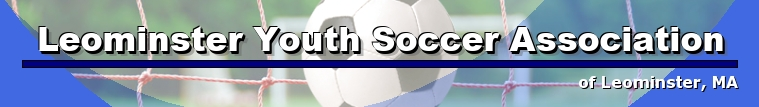 Leominster Youth Soccer Association, Soccer, Goal, Field