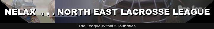 NELAX  . . . North East Lacrosse, Lacrosse, Goal, Field