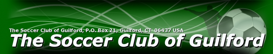 The Soccer Club of Guilford, Soccer, Goal, Field
