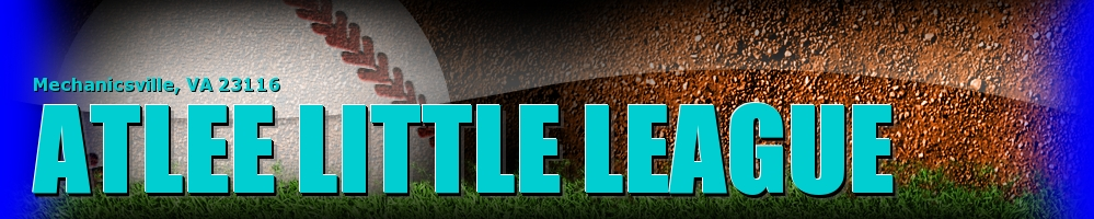 Atlee Little League, Baseball, Run, Field