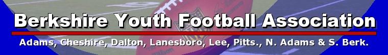 Berkshire Youth Football Association, Football, Touchdown, Field