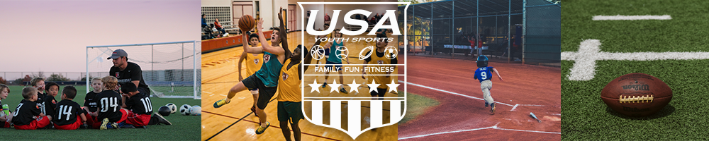 USA Youth Sports, Multiple, Goal, Field