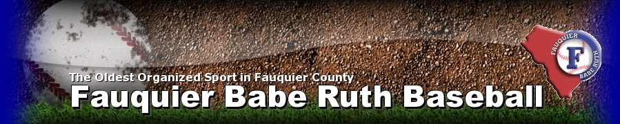 Fauquier Babe Ruth Baseball Inc, Baseball, Run, Field