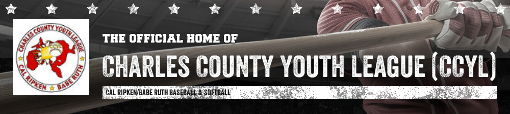 Charles County Youth League (CCYL), Baseball Softball, Run, Field