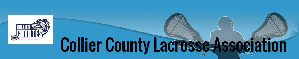 Collier County Lacrosse Association, Lacrosse, Goal, Field