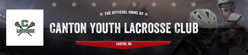 Canton Youth Lacrosse Club Inc., Lacrosse, Goal, Field