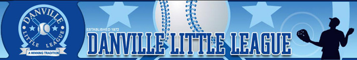 Danville Little League, Baseball, Run, Field