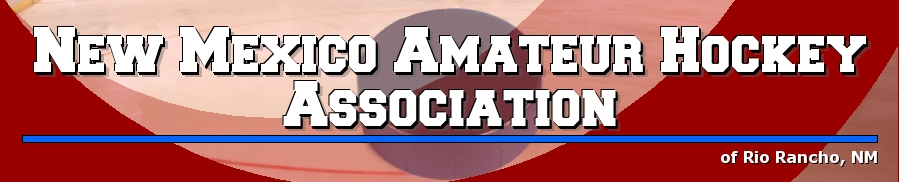 New Mexico Amateur Hockey Association, Ice Hockey, Goal, Blades Multiplex Arena