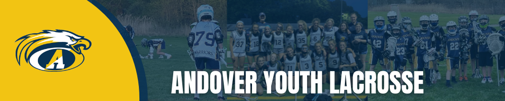 Andover Youth Lacrosse, Lacrosse, Goal, Field