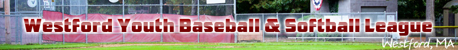 Westford Youth Baseball and Softball League, Baseball/Softball, Run, Field