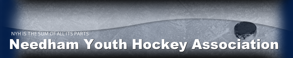 Needham Youth Hockey Association, Hockey, Goal, Rink